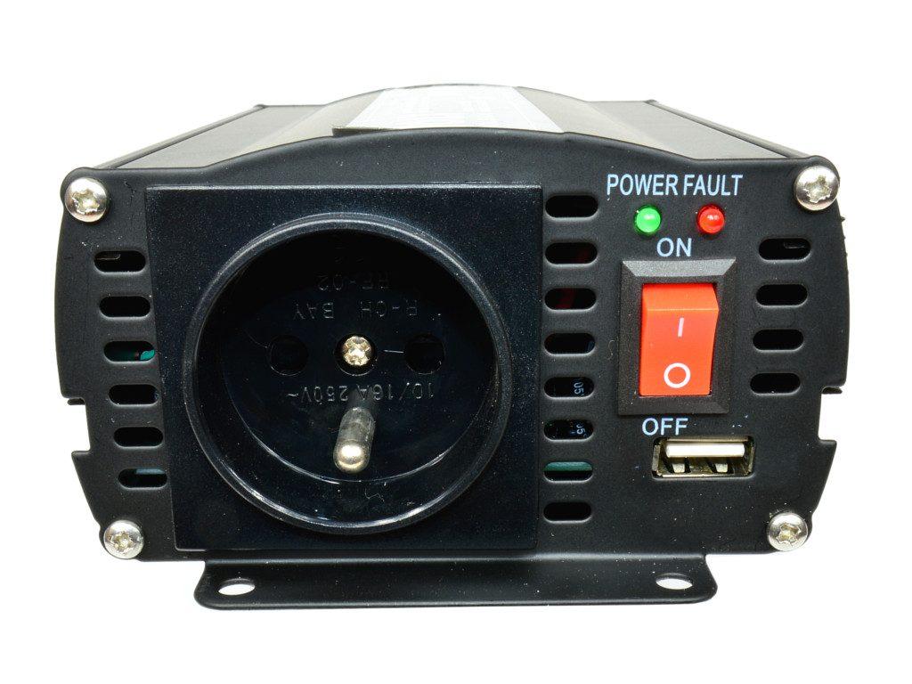 Przetwornica IPS-500+ 24V