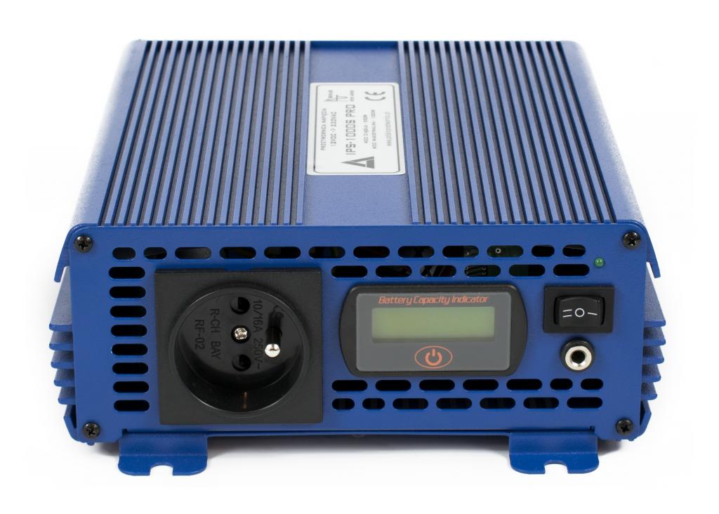 Przetwornica IPS-1000S-PRO ECO MODE